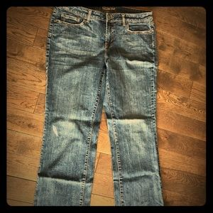 Coldwater Creek. Jeans. Size 14